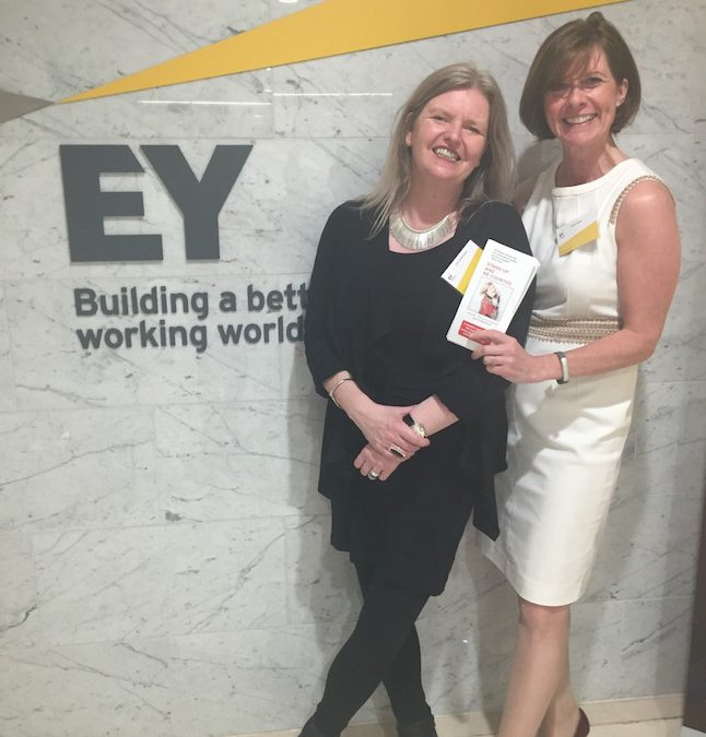 Ernst & Young Smashing glass ceilings